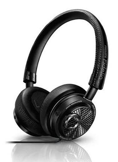 Philips Fidelio M2L/00 Lightning Konektörlü Kulaklık Siyah